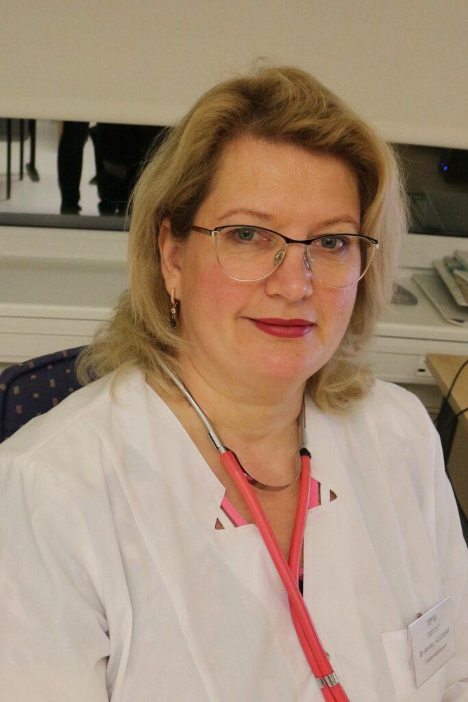Annika Küüdorf, Küüdorfi Töötervishoid töötervishoiuarst