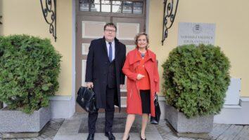 Heiki Rits ja Marina Kaas