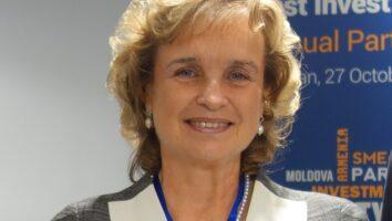 Marina Kaas, EVEA asepresident