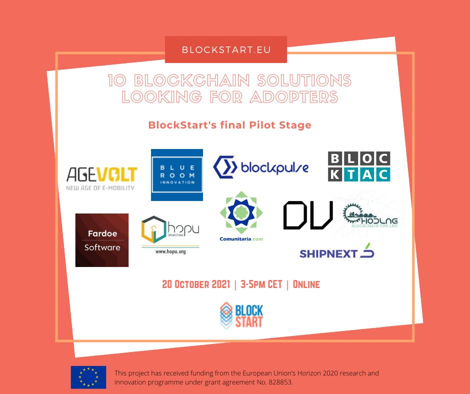 20 October 2021 event BlockStart