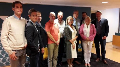 Põhjamaade sõsarorganisatsioonide kohtumine
